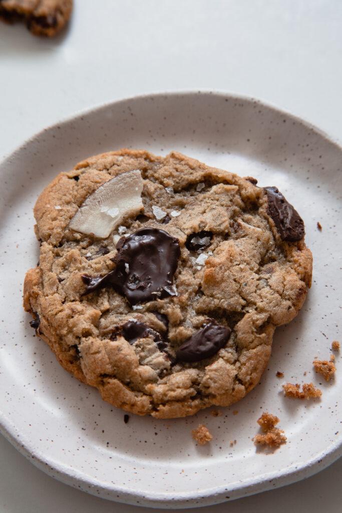 Miso Rye chocolate cookies-6